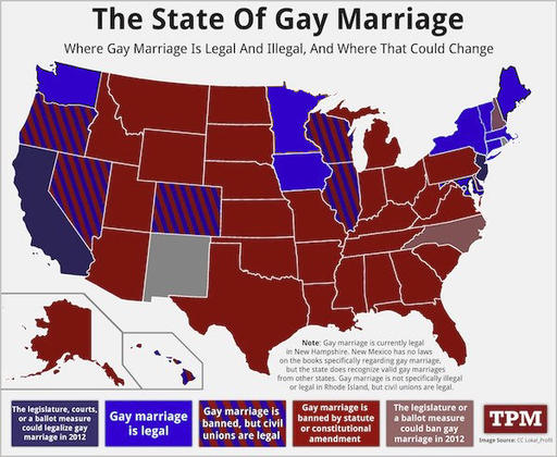 an introduction to the importance of the legalization of same sex marriage Opponents of same-sex marriage have been trying to pass a federal marriage amendment to the us constitution, officially defining marriage as a legal union between a man and a woman, but have (luckily) failed to gain support supporters of gay marriage have fought a long battle, and gone through lots of ups and downs.